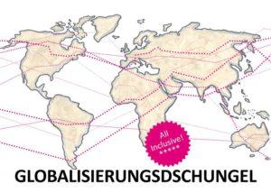 Forumtheaterreihe (2): Globalisierungsdschungel. All inclusive! @ WUK